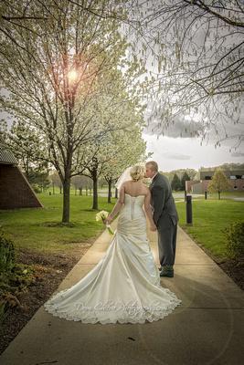 Spring Kent State Stark Wedding