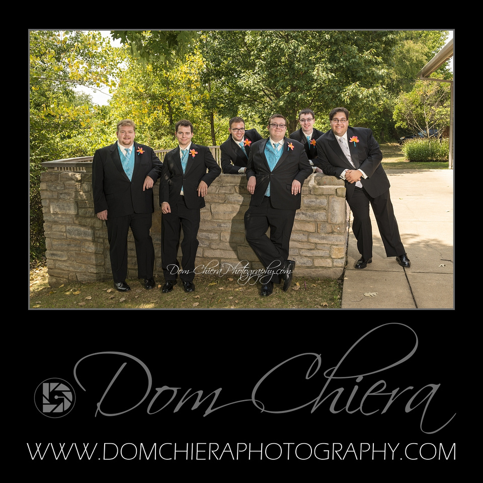 Wedding at Coventry Oaks Pavilion