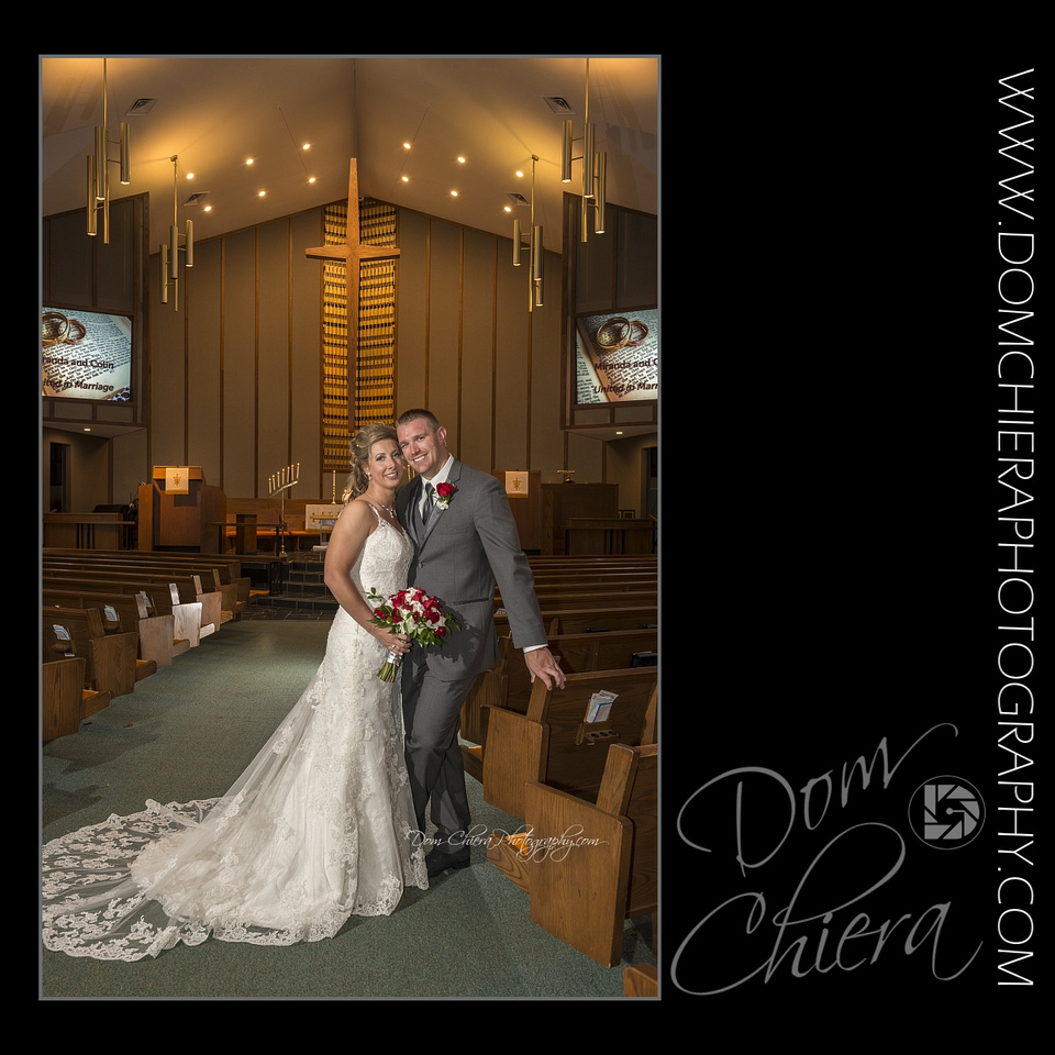 Wedding@United Methodist Church of Kent OH