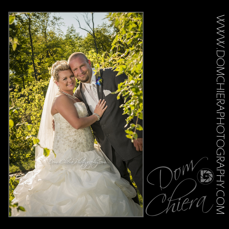 Wedding at Waters Edge Vineyard