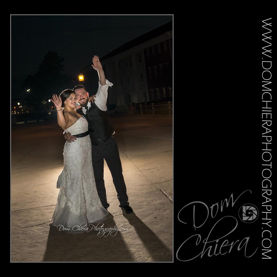 Wedding at The Pavilion At Falls River Square