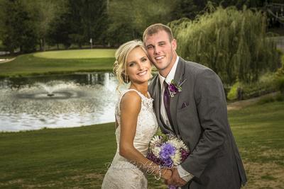 Rustic Hills Country Club Wedding