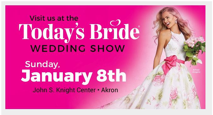 Today's Bride Show 2017 Dom Chiera Photography